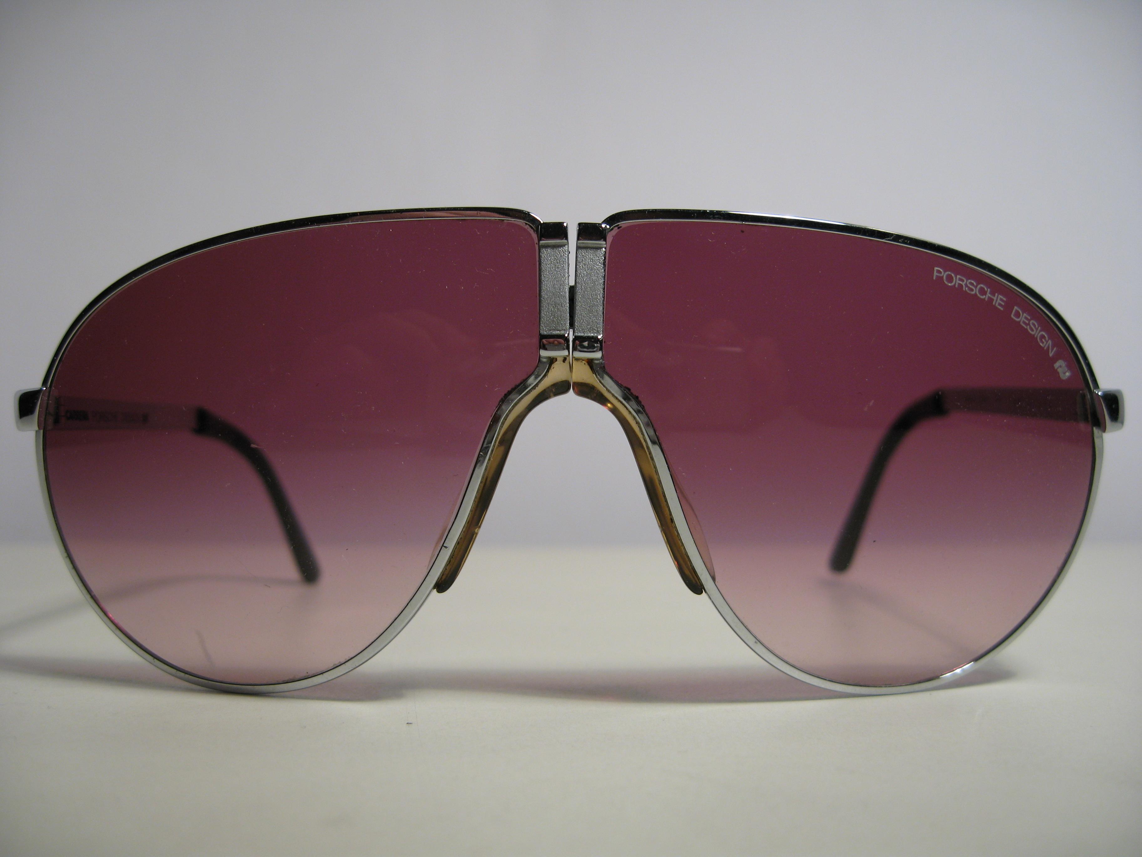 1980 porsche sunglasses celebrity