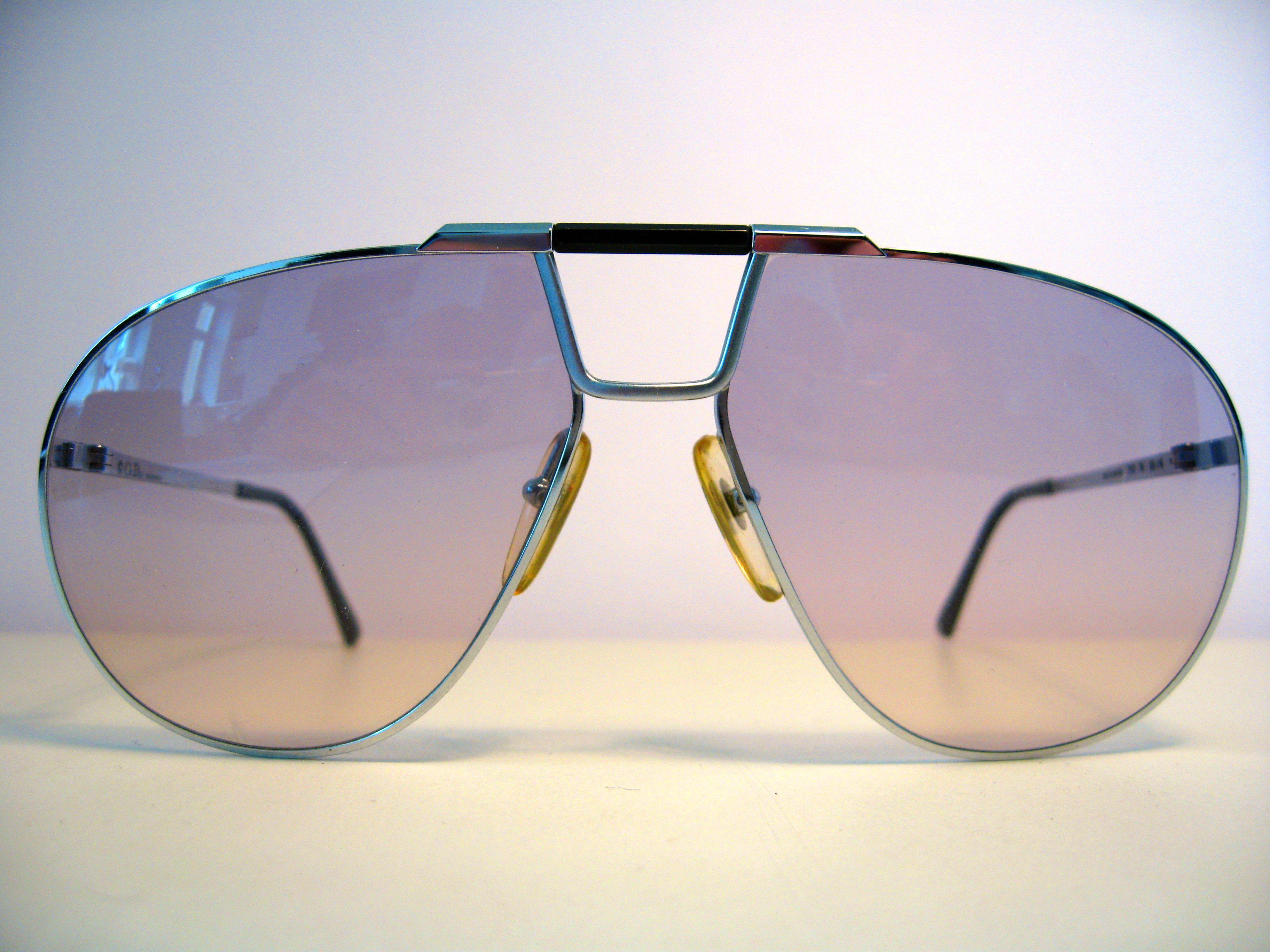 db773512d350 Vintage Christian Dior Aviator Sunglasses