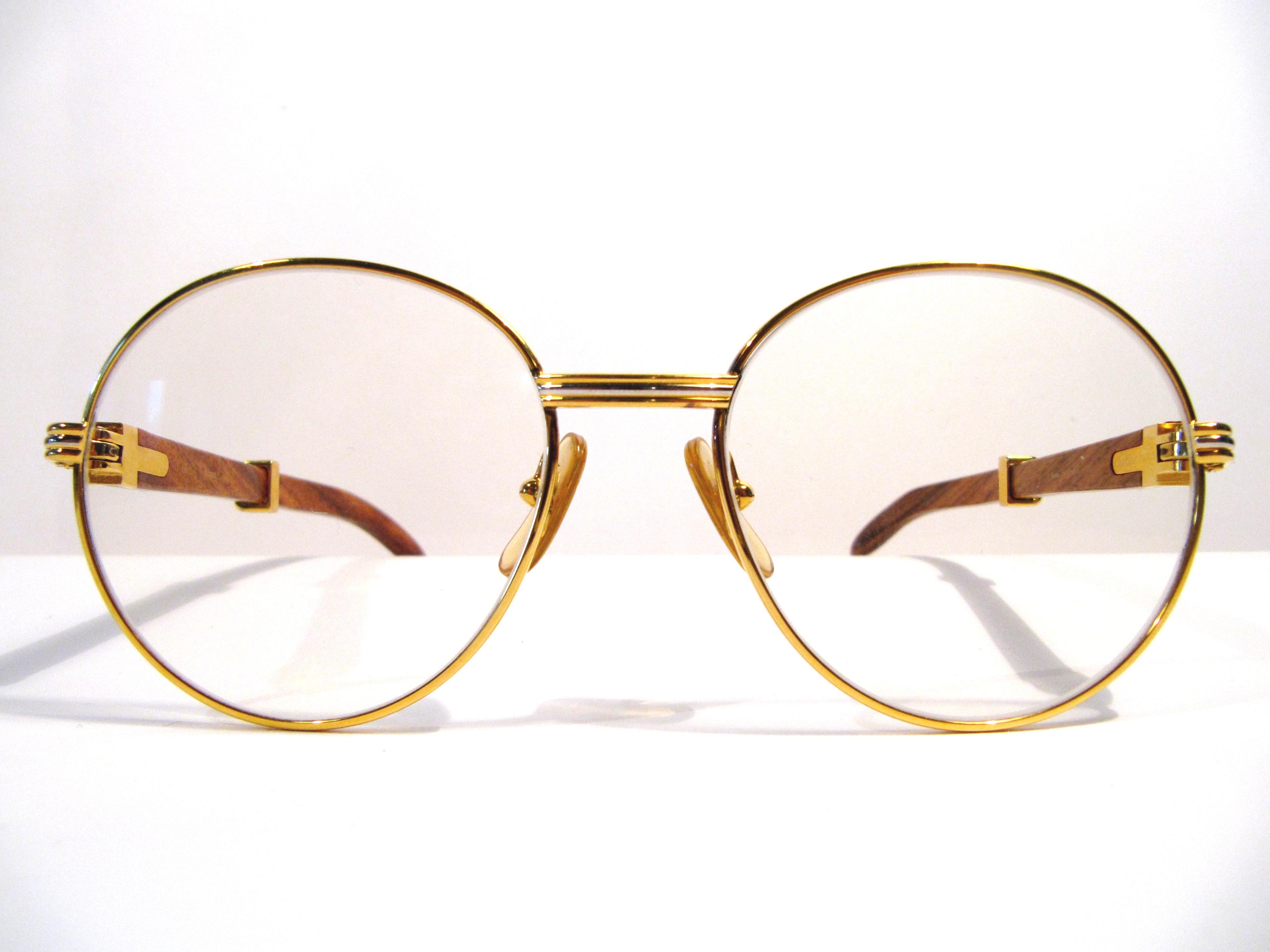 vintage cartier glasses global business forum iitbaa