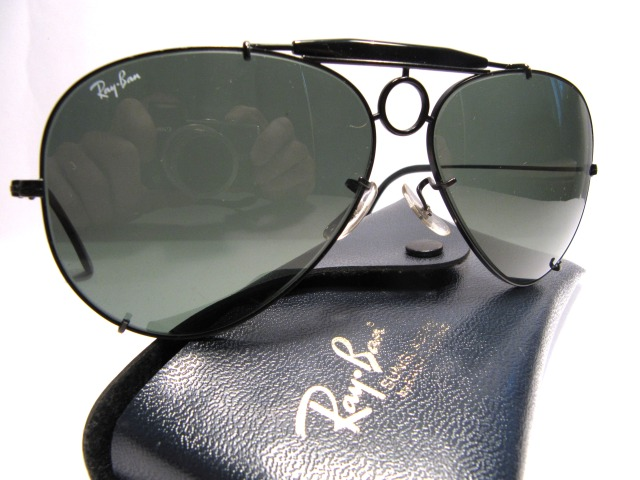 Ray Ban Shooter black