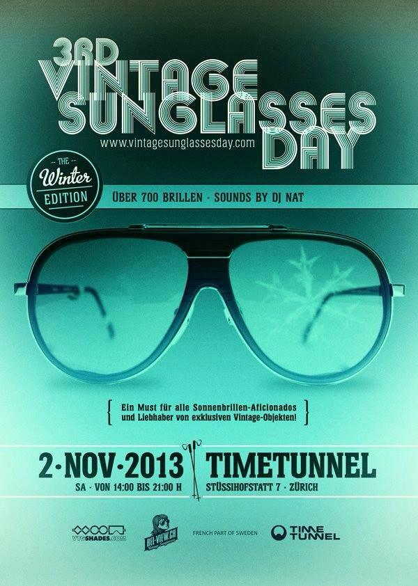Vintage Sunglasses Day 02 Nov 2013