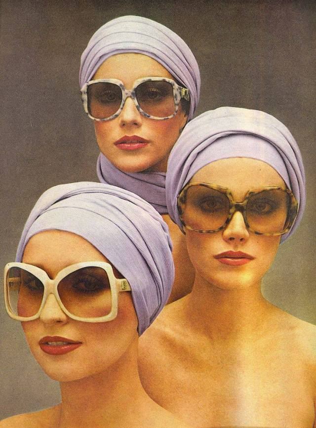 yves saint laurent sunglasses ad