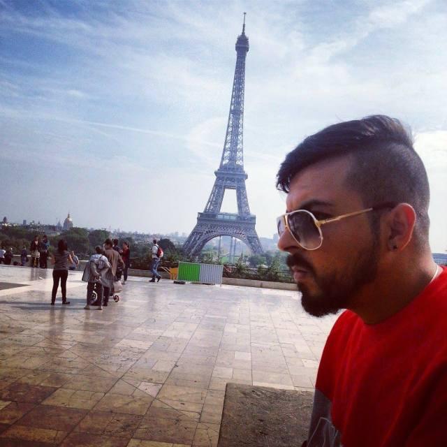 Tour Eiffel Umit Kalcin