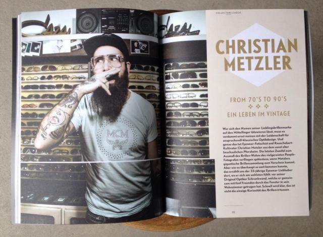 eyewear magazine metzler