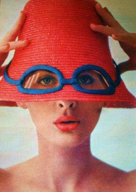 vintage shades hat