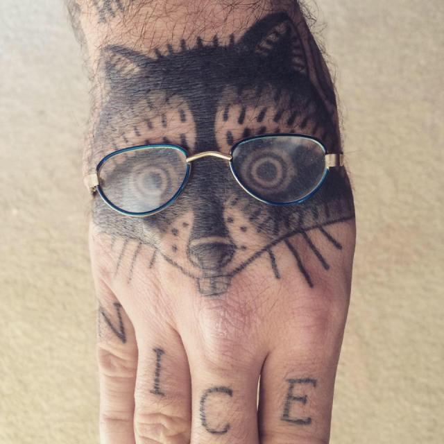 frames tattoos