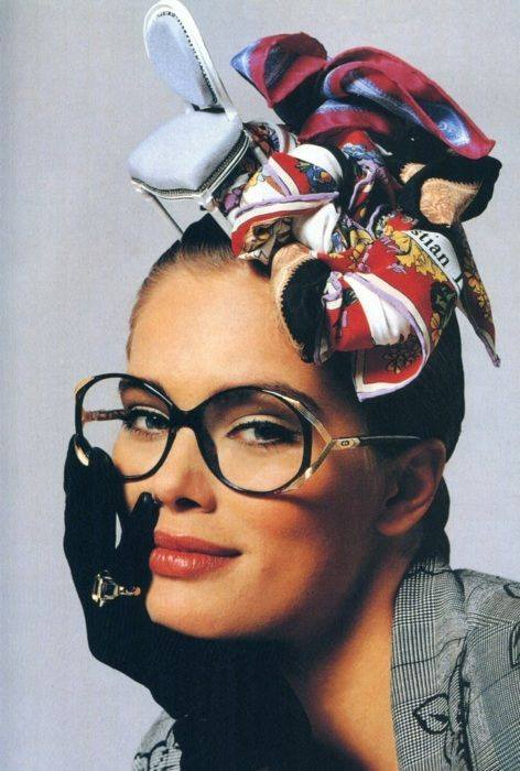 christian dior vintage sunglasses ad 1980s