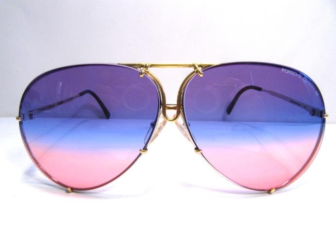 7f74caa7e511 Porsche Design by Carrera 5621 vintage sunglasses tri coloured