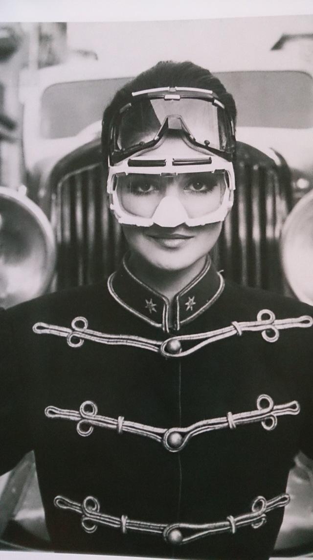 carrera ski goggles 1960s
