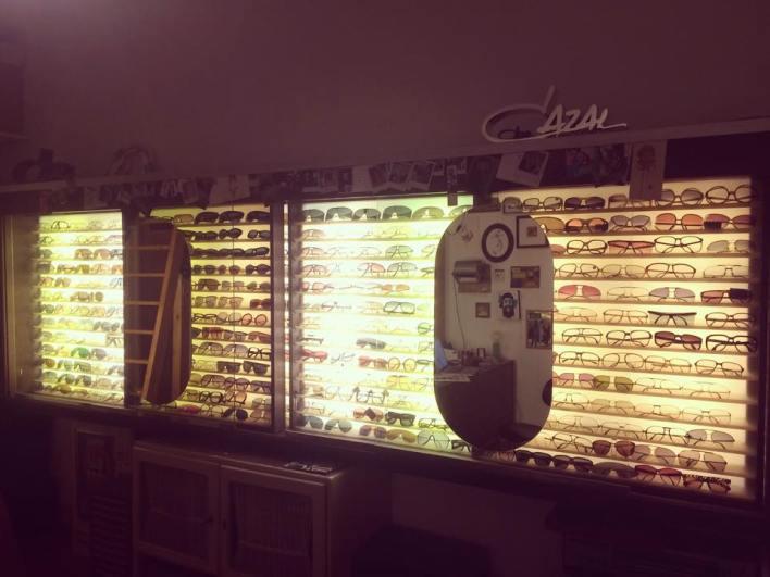 Christian Metzler Collectors home vintage sunglasses