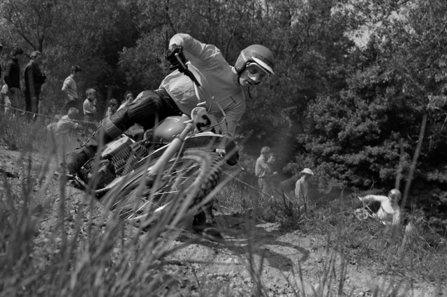 CARRERA Motocross goggles 1970s