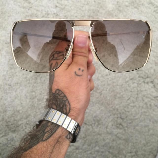 Rodenstock 889 vintage sunglasses 1980s west germany