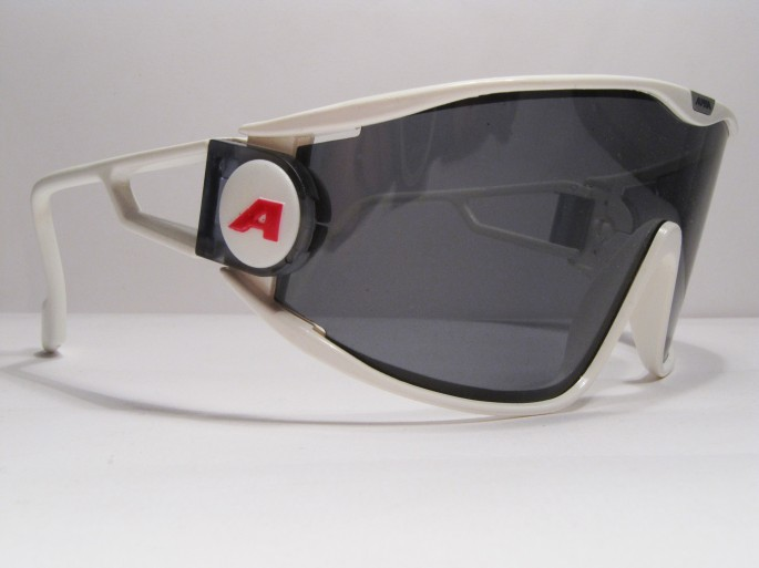 ALPINA Swing S vintage sport shield glasses 1980s