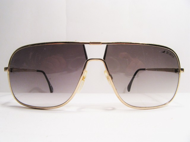 Silhouette 8514 Jet Style 1980s vintage sunglasses Austria