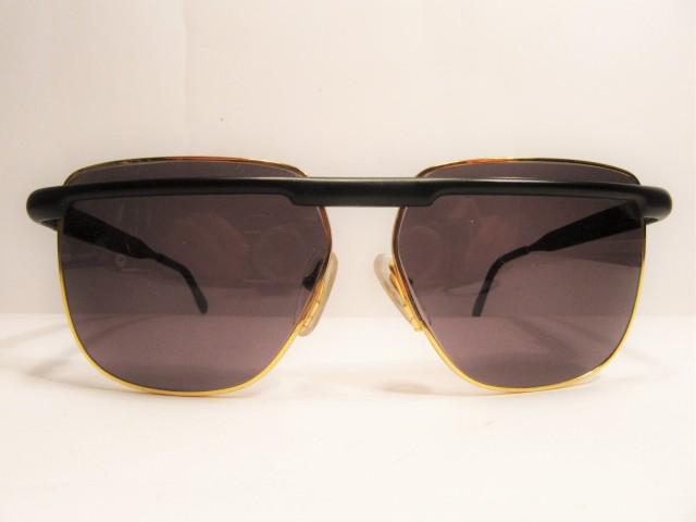 GIANFRANCO FERRE GFF 33 1980s vintage sunglasses