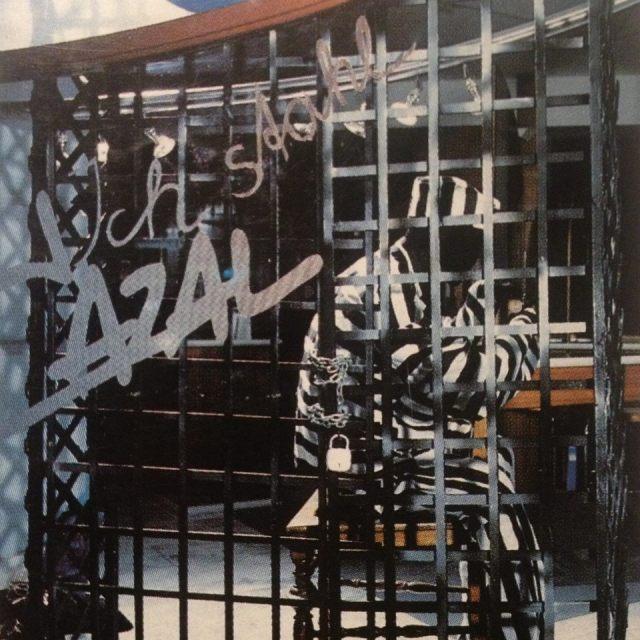 prison cazal phanatics artwork 1980s