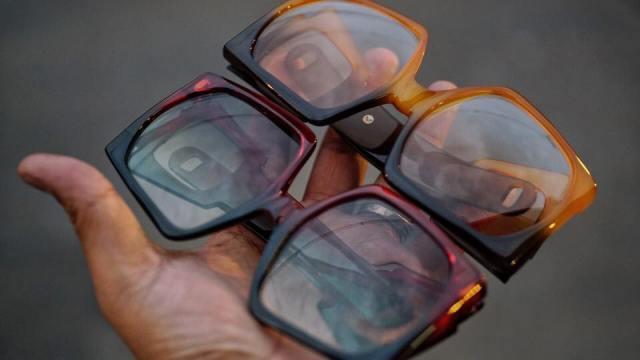 Christian Dior 001 Optyl 1970s vintage sunglasses