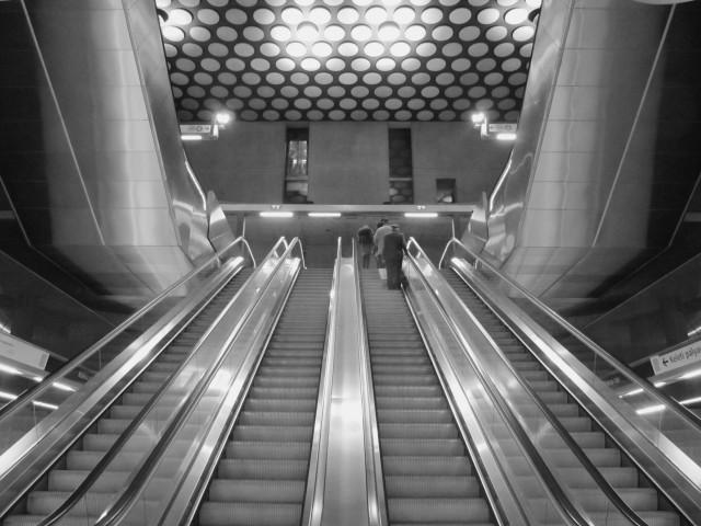 subwaystation budapest m4