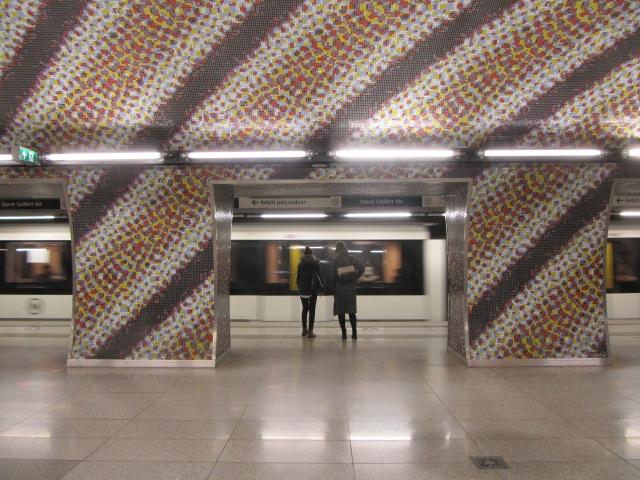 Subway budapest M4