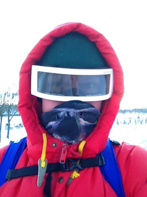 porsche design by carrera 5600 vintage shield ski goggles ninja matti