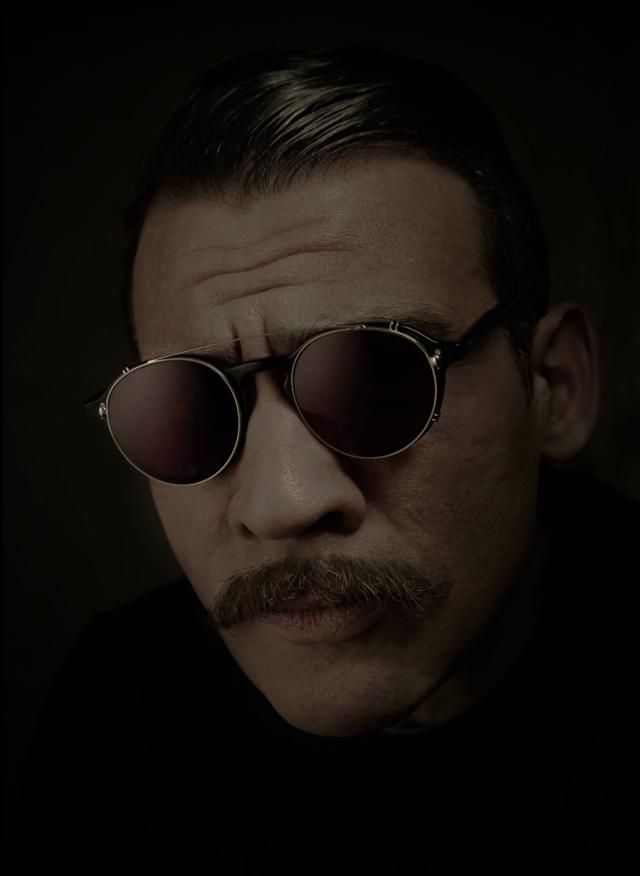 Robert La Roche 209 clip vintage sunglasses by GualtF Photography