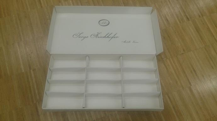SERGE KIRCHHOFER VIENNE STORING BOX vintage sunglasses 1970s