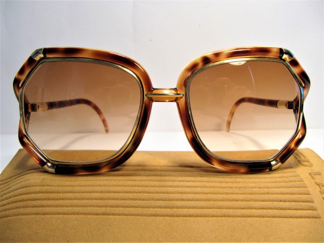 Ted Lapidus 1970s vintage sunglasses France