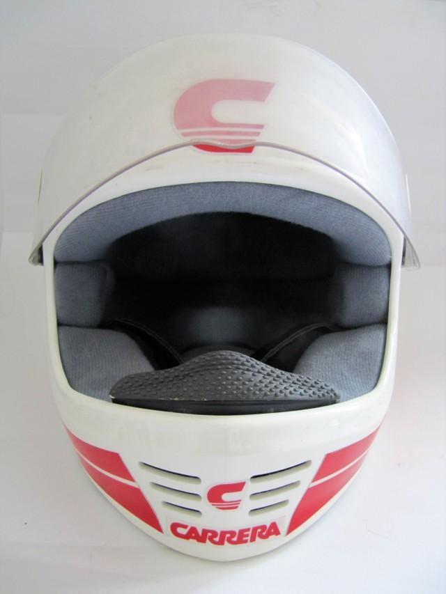 CARRERA MX SPORT helmet 1980s Austria