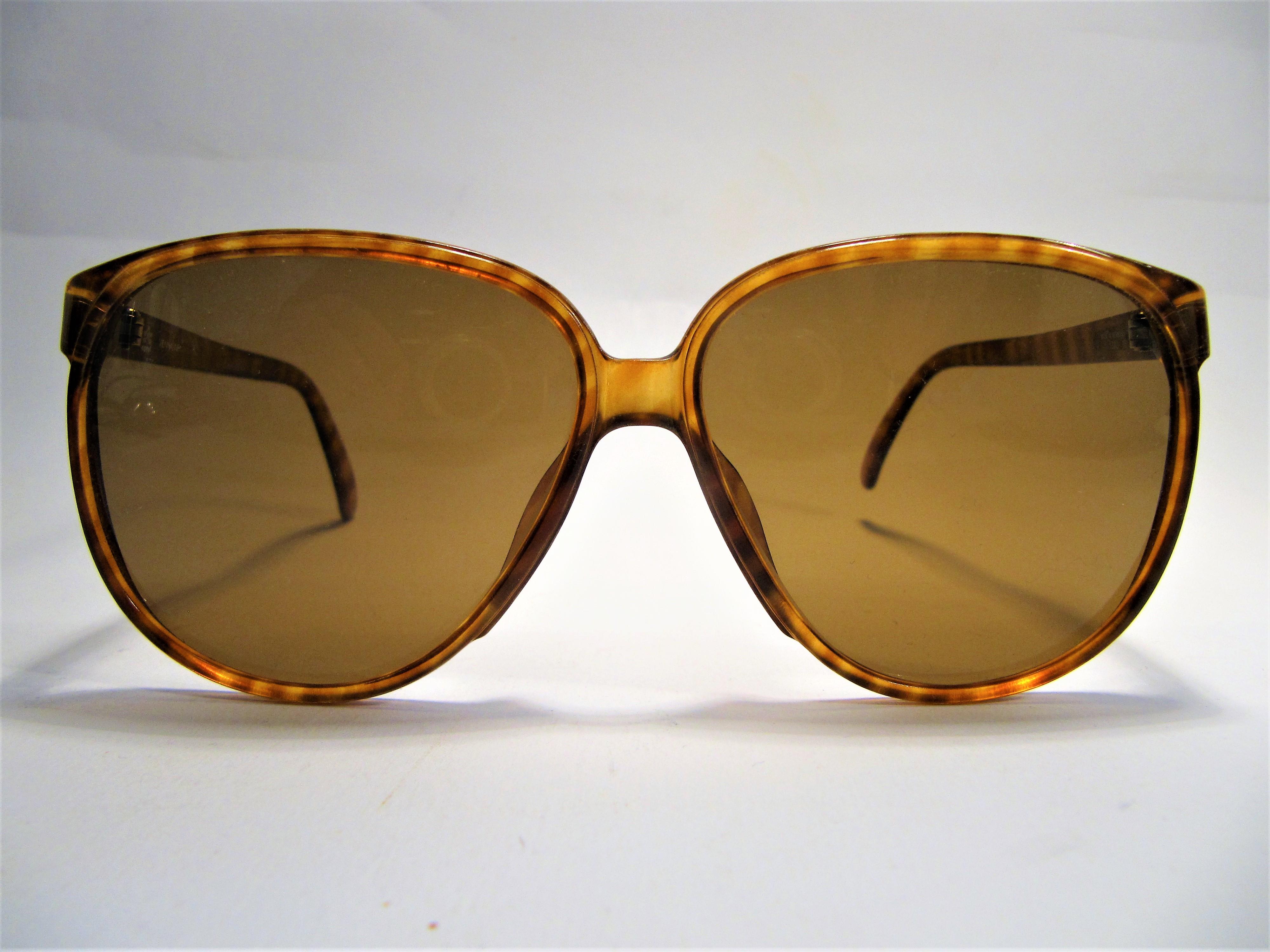 Viennaline 1332 vintage sunglasses Optyl Austria