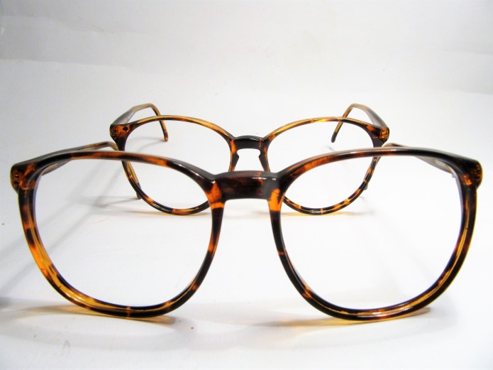 REVUE Austria nearly twins vintage sunglasses frames 5412 5394