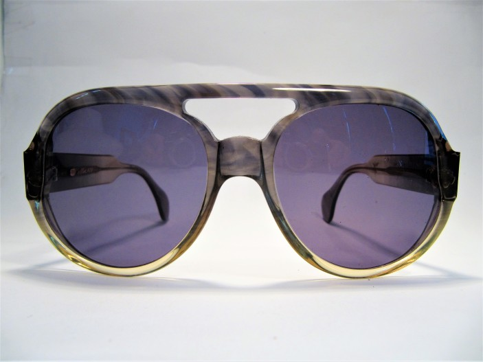 Serge Kirchhofer 407 late 1960s oversized vintage sunglasses made in Austria