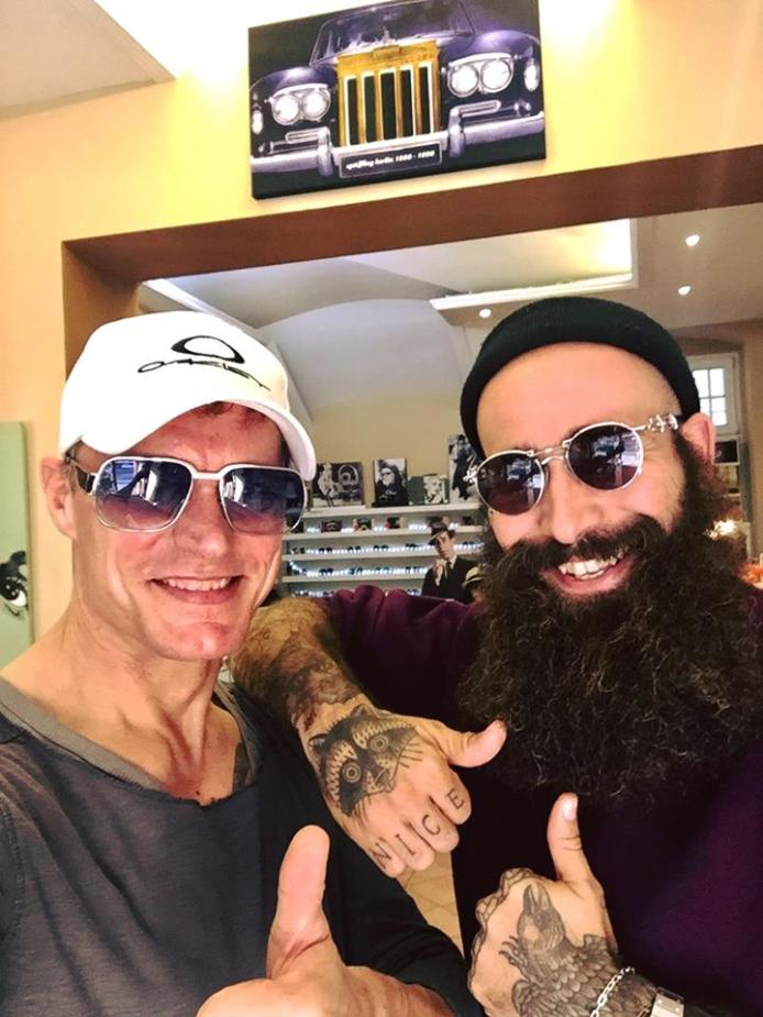 optiking berlin christian metzler collectors meeting 2017 vintage sunglasses