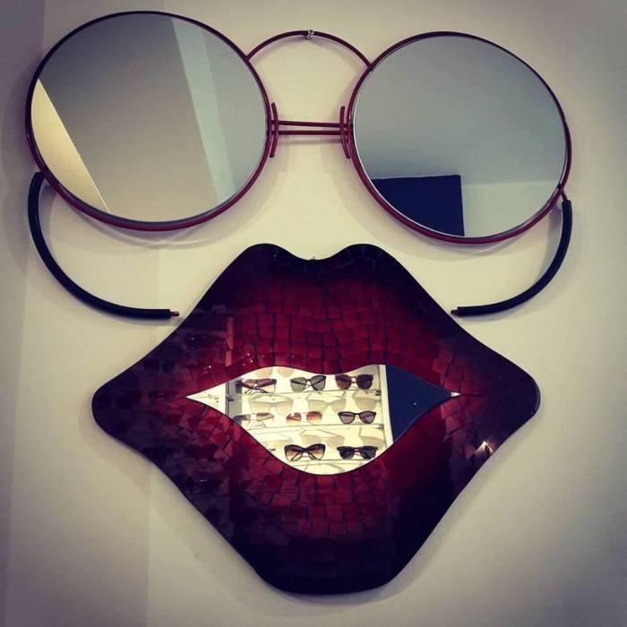sunglasses bridges & brows london vintage sunglasses london art
