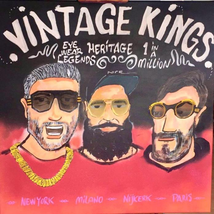 vintage kings at Bold Fair 2017