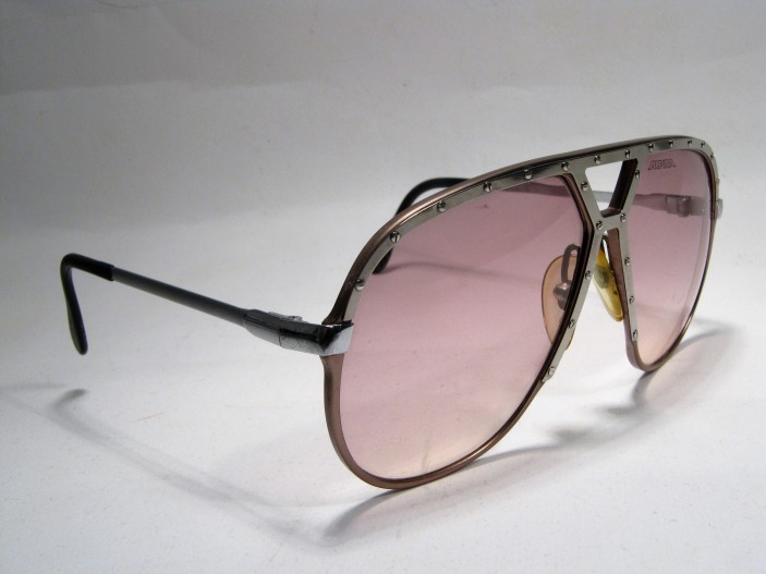 ALPINA M1 1980s vintage sunglasses made in Germany