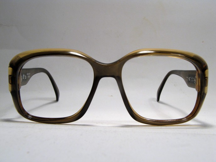 Viennaline Royale Optyl 1970s vintage sunglasses frame made in Austria