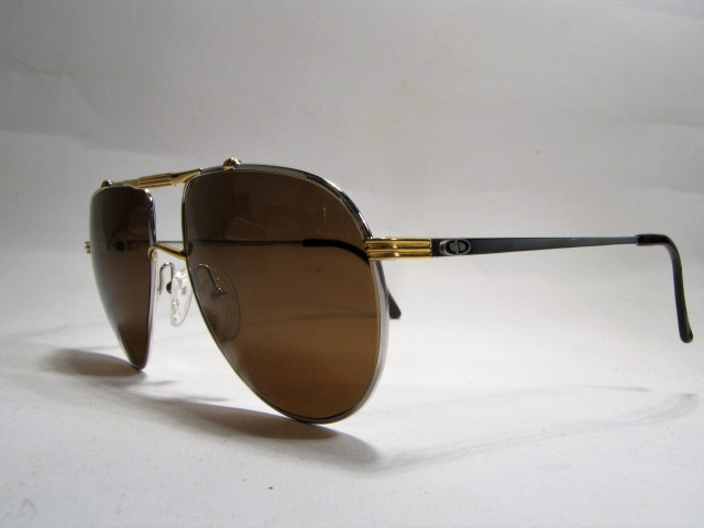 Christian Dior monsieur 2248 1980s vintage sunglasses made in Austria