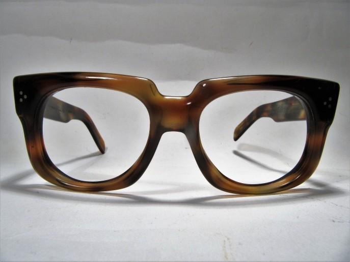 Zollitsch 1970s vintage sunglasses frame havanna
