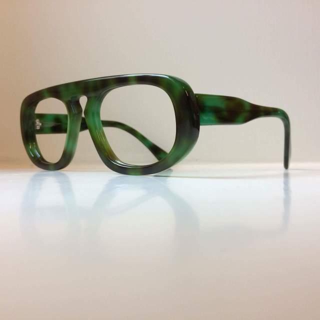 Futurevintage Prototype frame vintage sunglasses inspired byRunebergin Silmälasi Helsinki Finland
