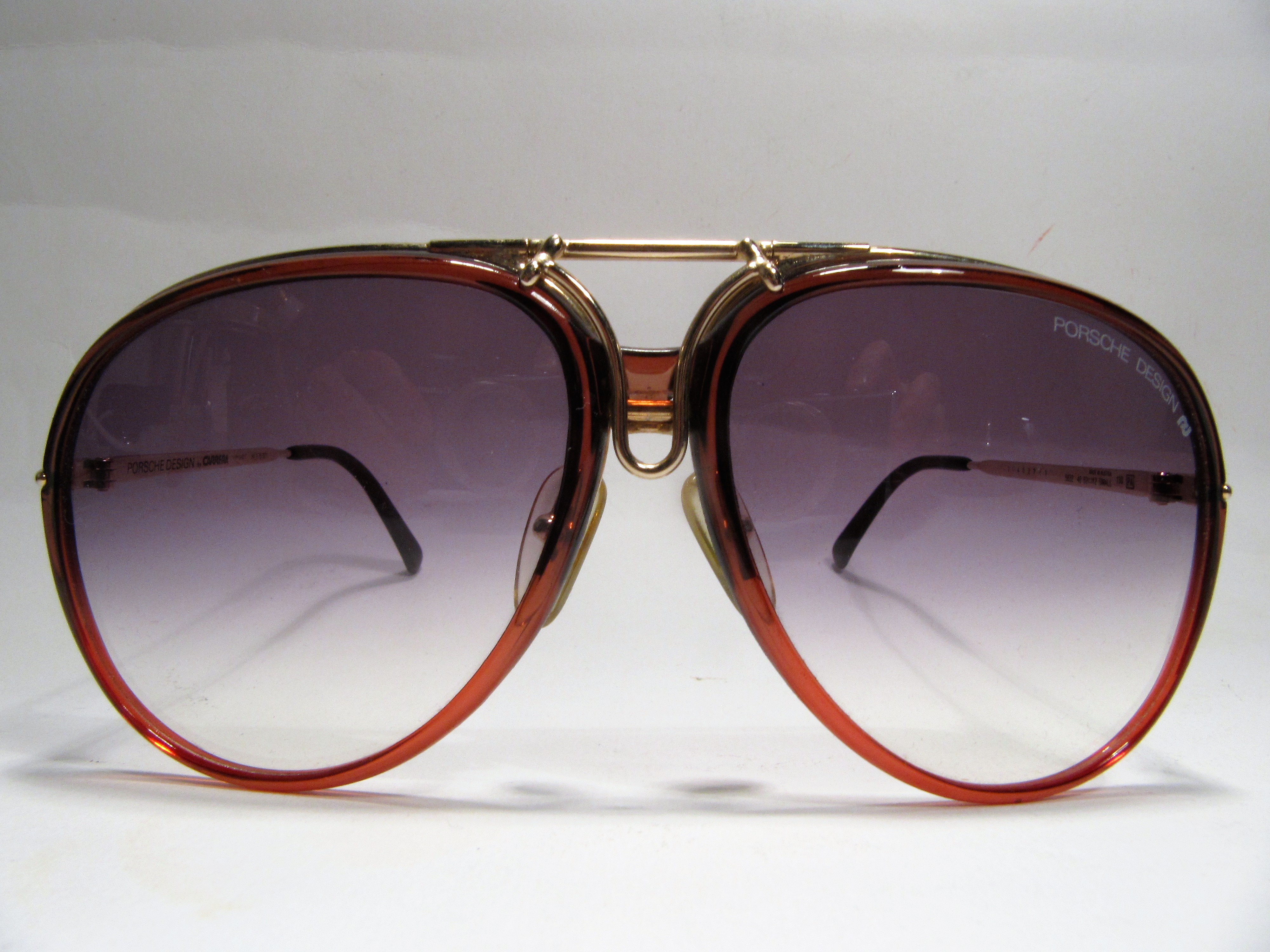 PORSCHE Design by Carrera 5632 1980s vintage sunglasses made in Austria