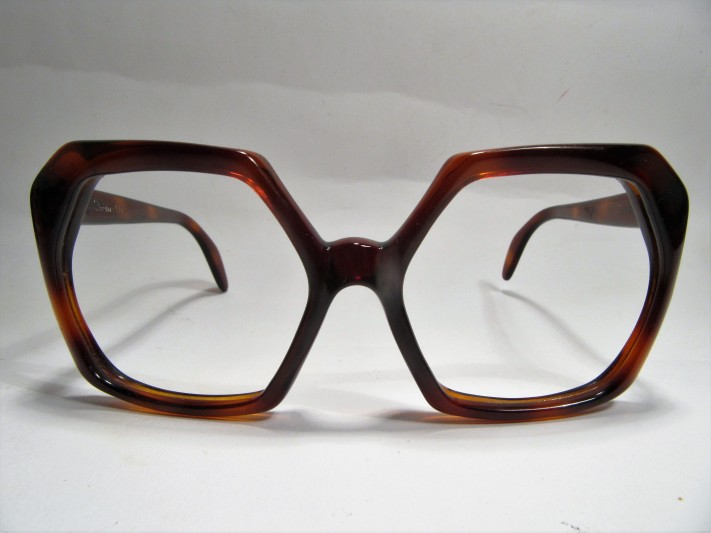 Christian Dior 701 Optyl vintage sunglasses frame made in Austria
