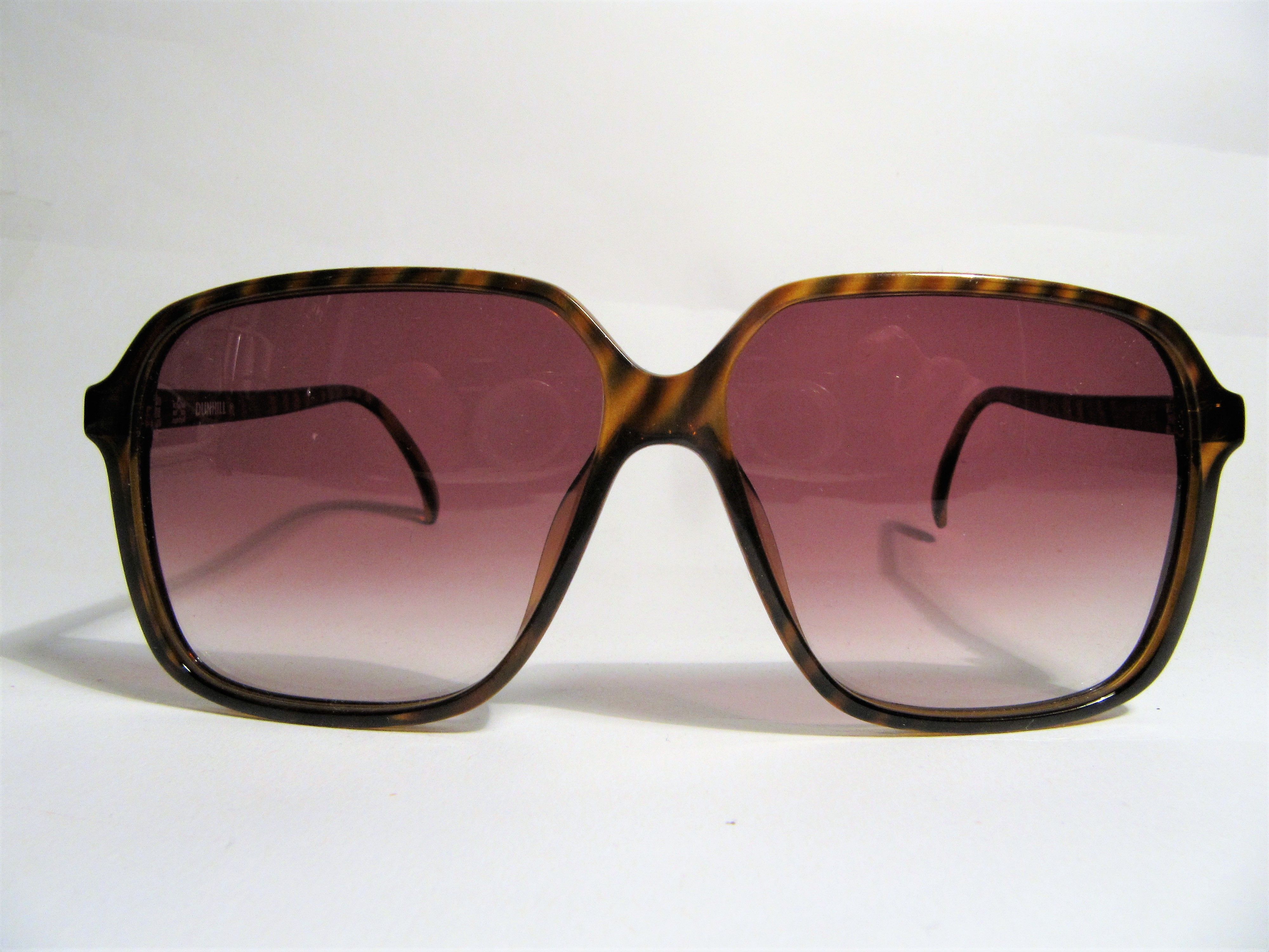 Dunhill London Optyl 6017A 1980s vintage sunglasses made in Austria