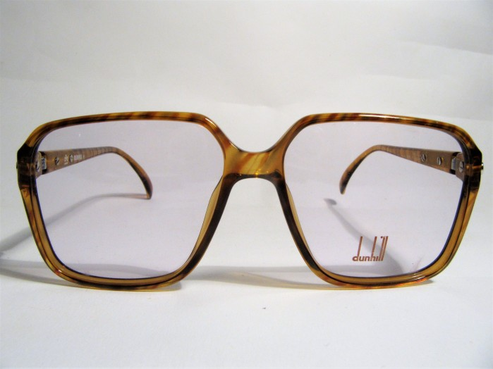 Dunhill London 6016 Optyl 1980s vintage sunglasses frame made in Austria