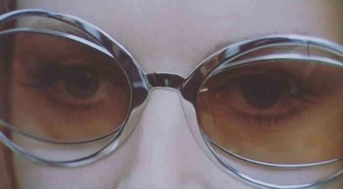 Silhouette Femina Ridens 1960s vintage sunglasses mood