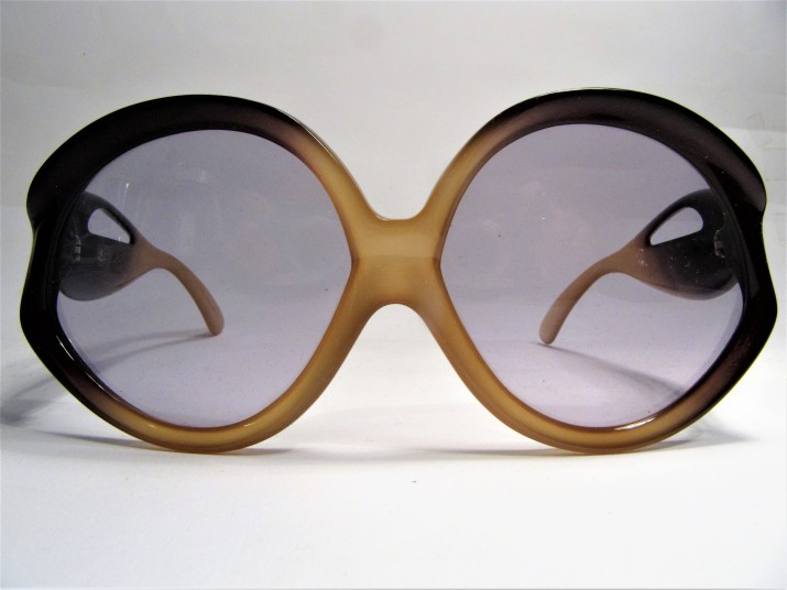 MISS DIOR OPTYL 1970s vintage sunglasses made in Germany