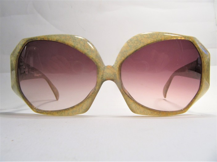 Christian Dior 1970s vintage sunglasses OPTYL made in Germany